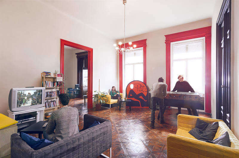 Best Hostels in Budapest - Pals Hostel Budapest