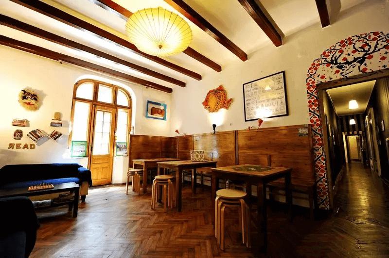 Best Hostels in Bucharest - Podstel Umbrella Bucharest