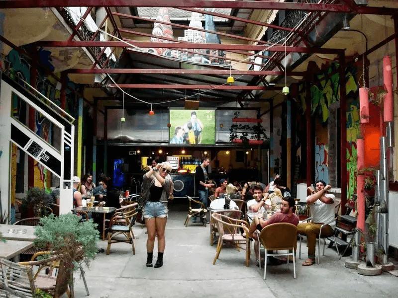Best Hostels in Budapest - Retox Party Hostel Budapest