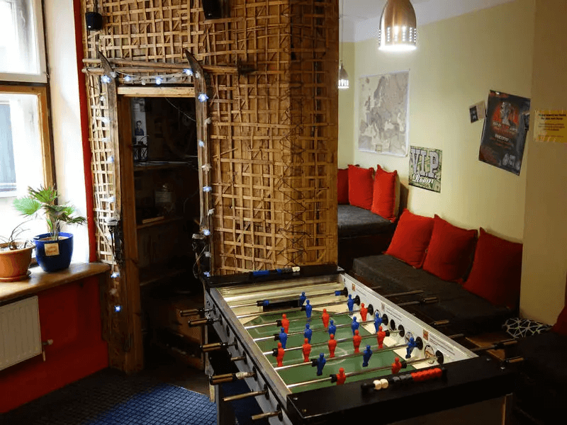 Best Hostels in Riga - The Naughty Squirrel Backpackers Hostel Riga