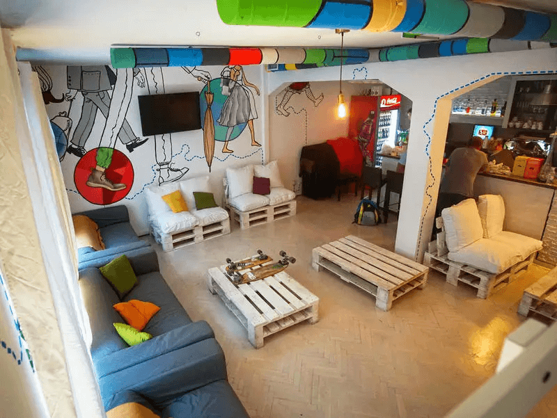Best Hostels in Zagreb - Whole Wide World Hostel Zagreb