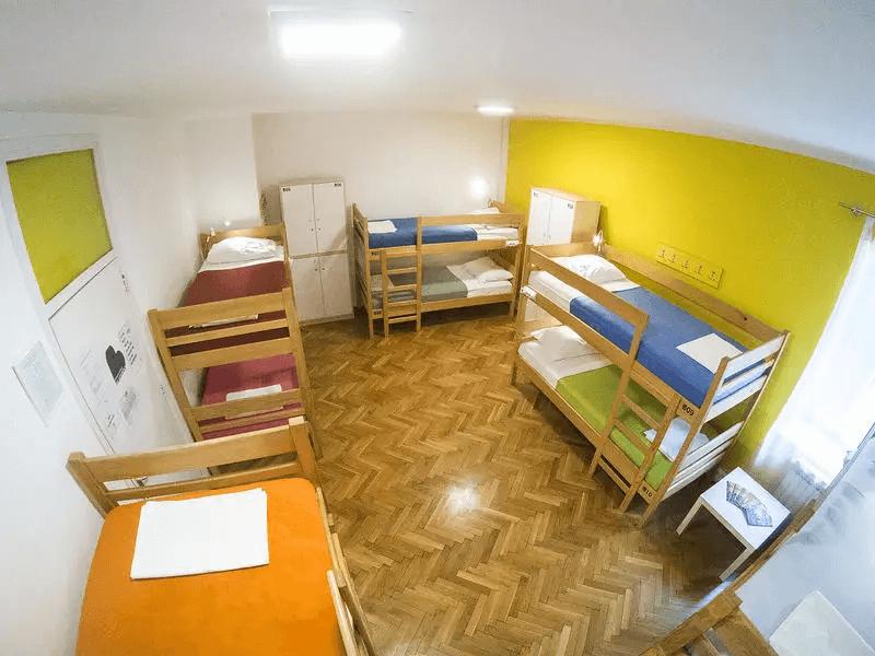 Best Hostels in Zagreb - Whole Wide World Hostel Zagreb