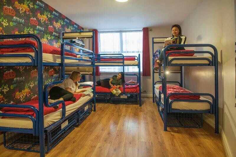 Best Hostels in Dublin - Abigails Hostel