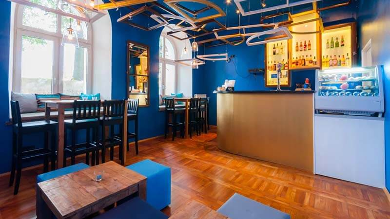 Hostels in Krakow - Atlantis Hostel