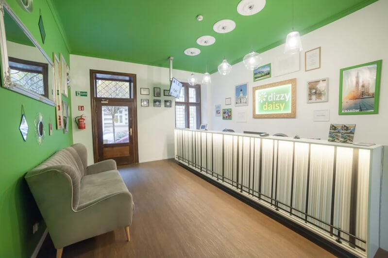 Best Hostels in Krakow - Dizzy Daisy Downtown Hostel