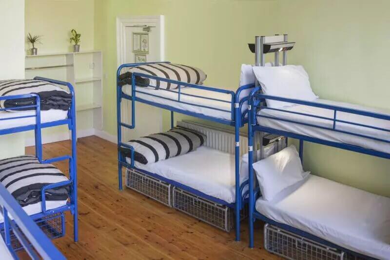 Hostels in Dublin - Four Courts Hostel