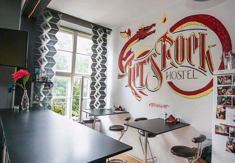 Best Hostels in Krakow - Lets Rock Hostel Krakow