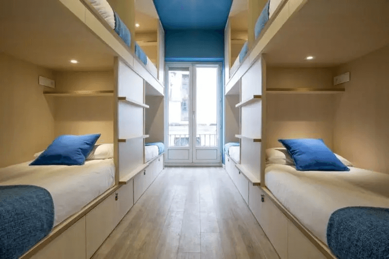 What is a Hostel - Mola Hostel Madrid Dorm