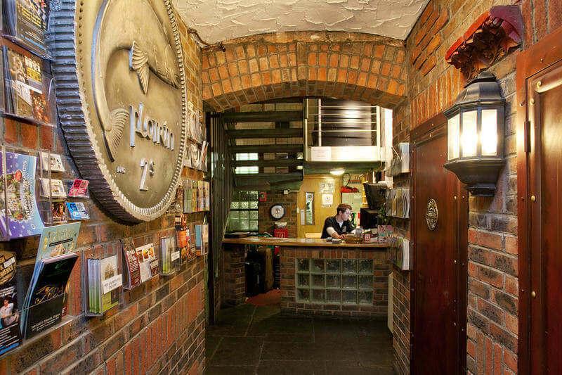 Best Hostels in Dublin - Oliver St John Gogarty's Hostel