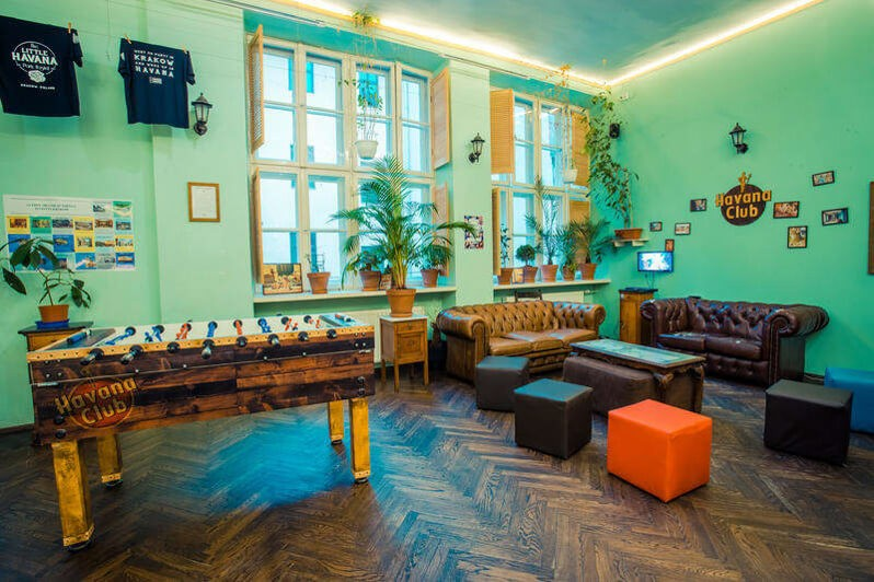 Best Hostels in Krakow - The Little Havana Party Hostel