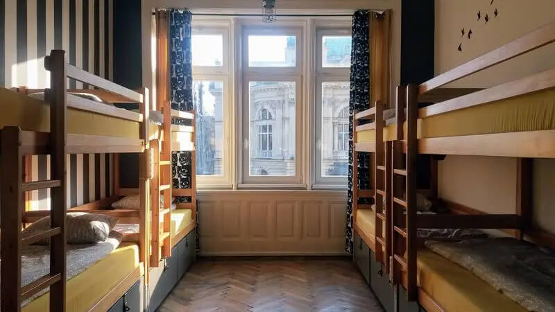 Hostels in Krakow - Woodpecker Hostel