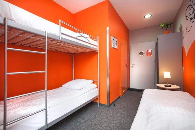 Hostels in Krakow - mosquito hostel krakow
