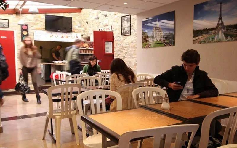Cheap Hostels in Paris - Auberge Internationale des Jeunes Paris