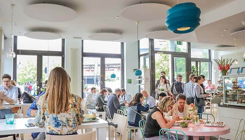 Best Cheap Restaurants in Berlin - Flamingo Fresh Food Bar Berlin