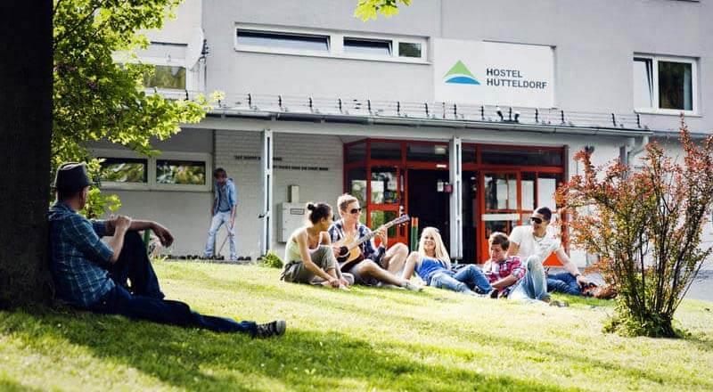 Hostel Hutteldorf Vienna