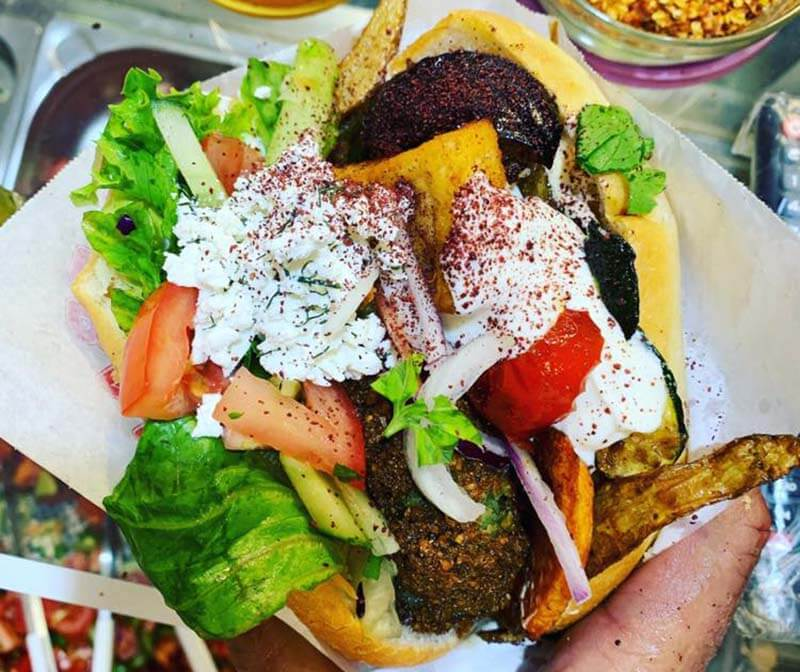 Best Cheap Restaurants in Berlin - Mustafa Kebabs Berlin