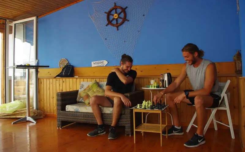 Best Hostels in Athens - SmallFunnyWorld Athens