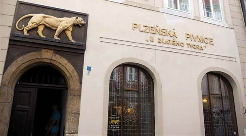 The Golden Tiger Prague
