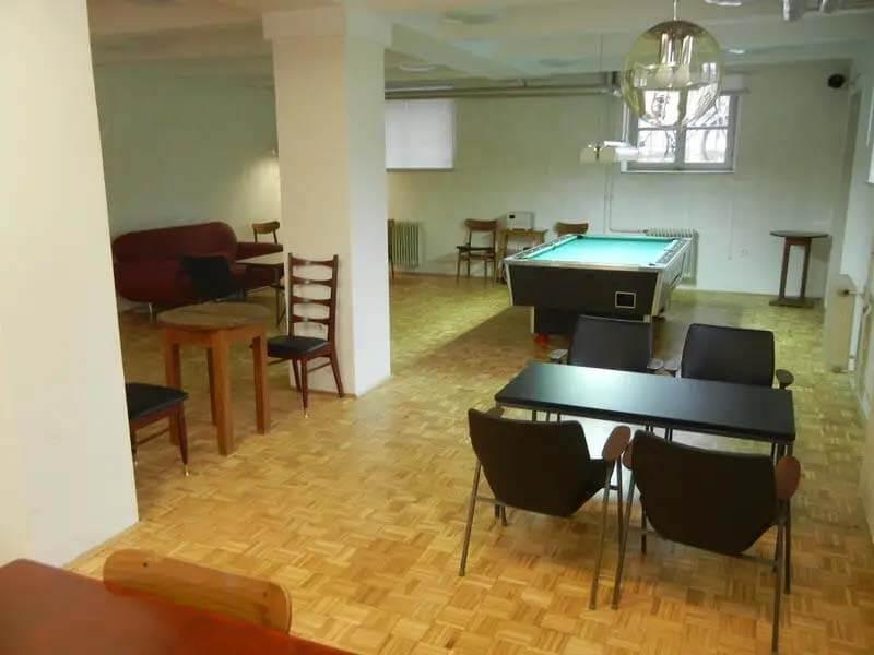 Hostels in Ljubljana - C-punkt Hostel