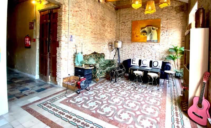 Hostels in Granada - ECO Hostel