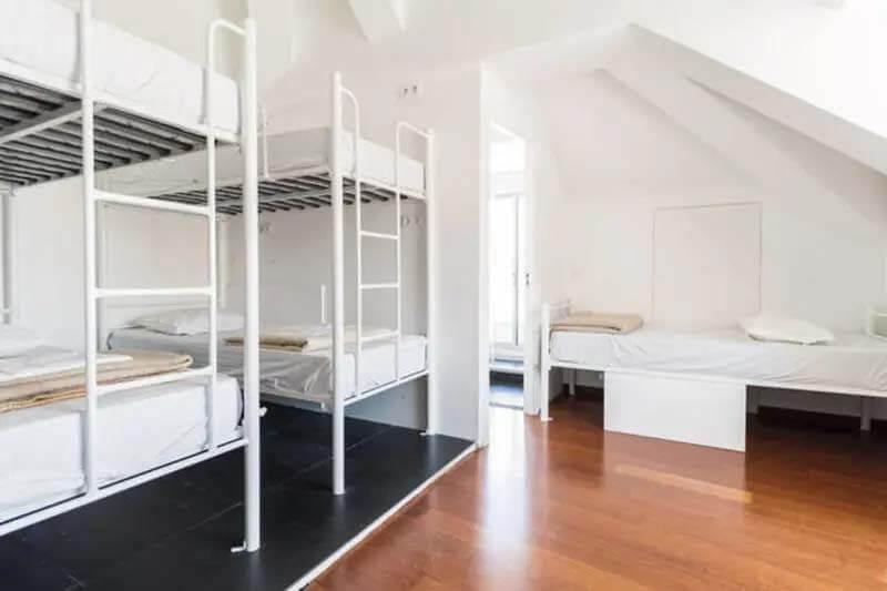 Hostels in Lisbon - GSpot Party Hostel