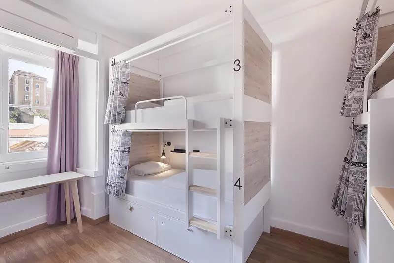 Best Hostels in Lisbon - Goodmorning Lisbon Hostel