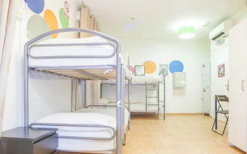 Best Hostels in Madrid - Las Musas Hostel