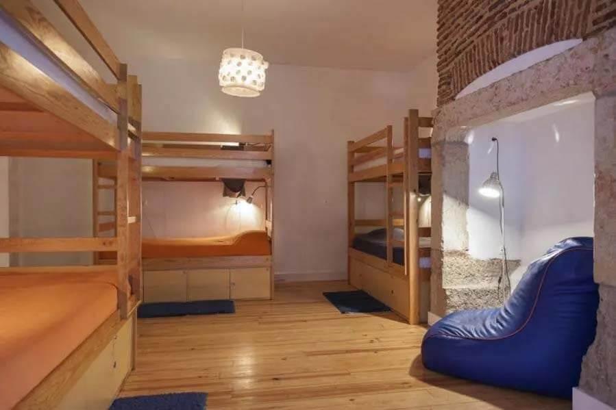 Best Hostels in Lisbon - Living Lounge Hostel