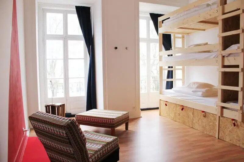 Best Hostels in Lisbon - Lookout Lisbon Hostel