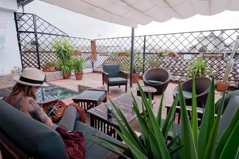 Best Hostels in Granada - Oasis Backpackers Hostel