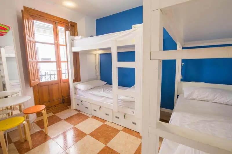 Best Hostels in Granada - Oh! My Hostel
