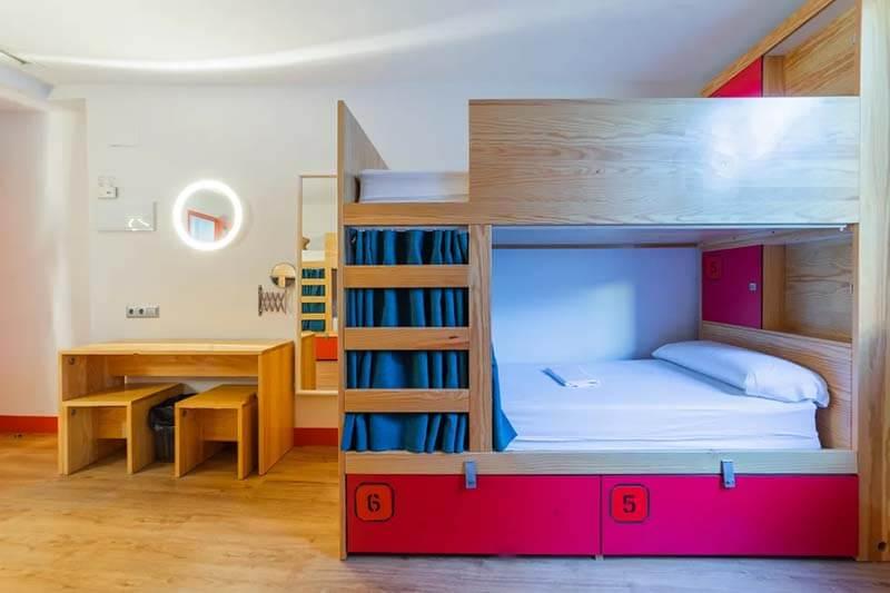 Hostels in Madrid - Ok Hostel Madrid