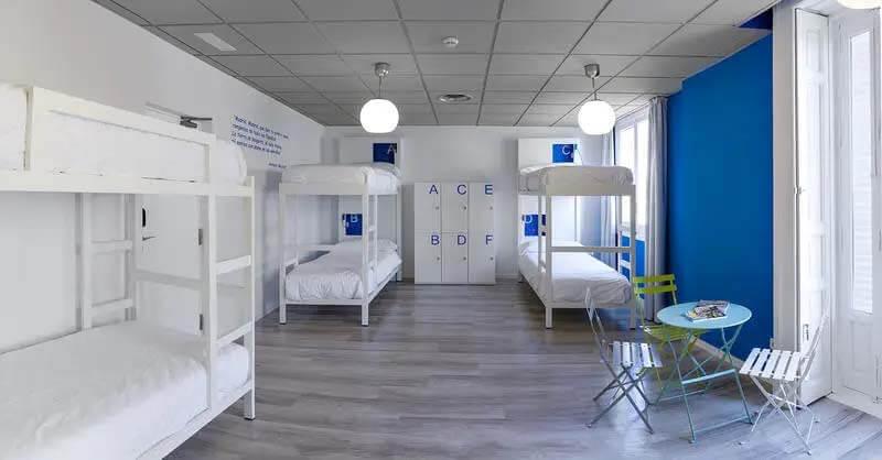 Best Hostels in Madrid - Safestay Madrid