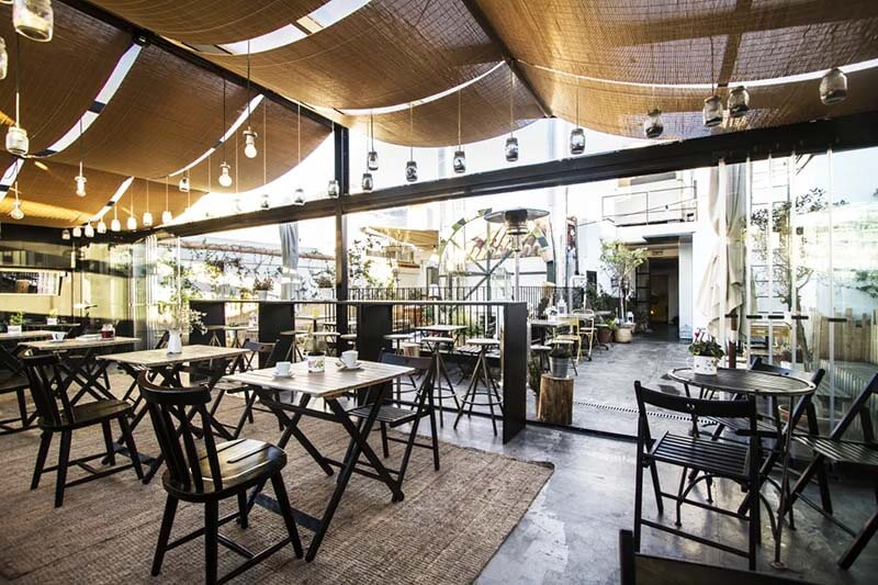 Best Hostels in Madrid - The Hat Madrid