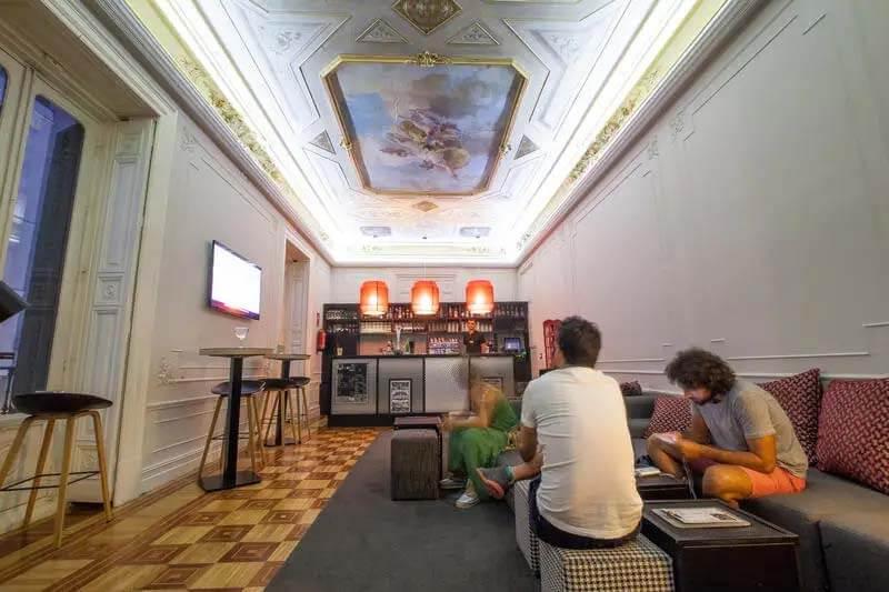 Hostels in Madrid - Toc Hostel Madrid