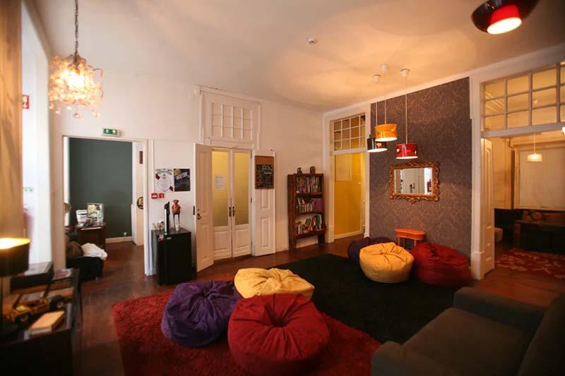 Best Hostels in Lisbon - Travellers House