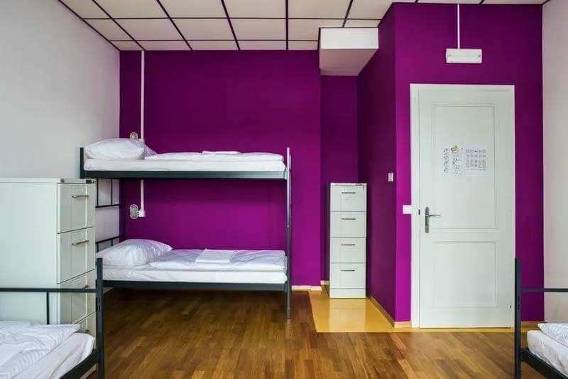 Hostels in Ljubljana - Tresor Hostel