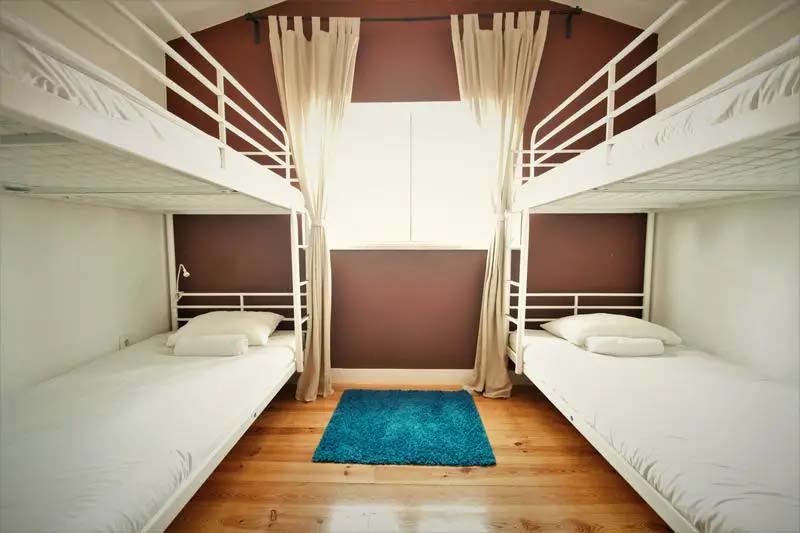 Best Hostels in Lisbon - We Love F. Tourists