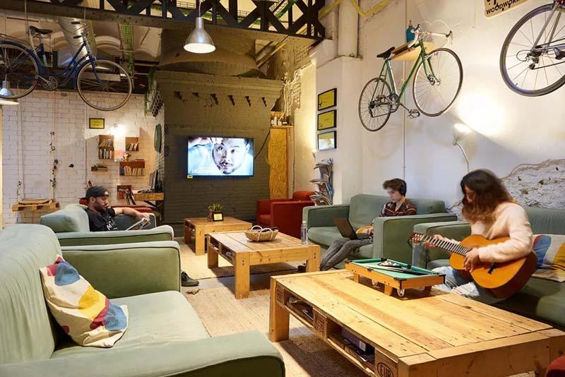 Hostels in Barcelona | Bed & Bike Barcelona