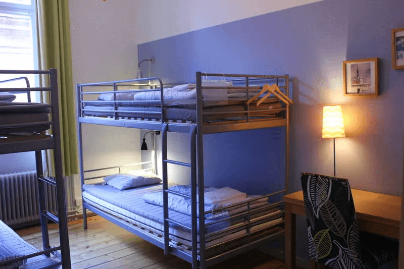Castanea Old Town Hostel Stockholm