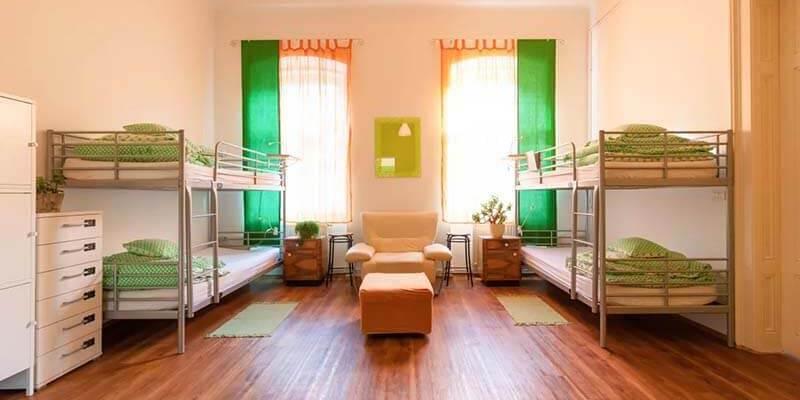 Best Hostels in Ljubljana | Fluxus Hostel