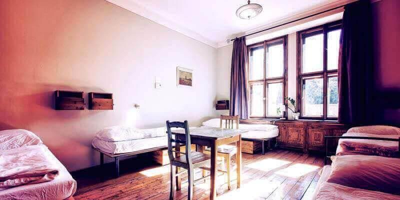 Best Hostels in Prague Featured Image