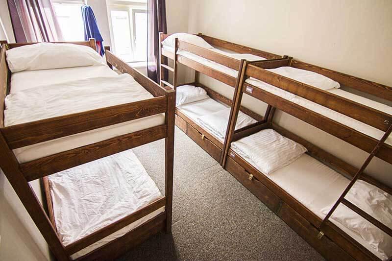 Brix Hostel Dorms Best Hostels in Prague