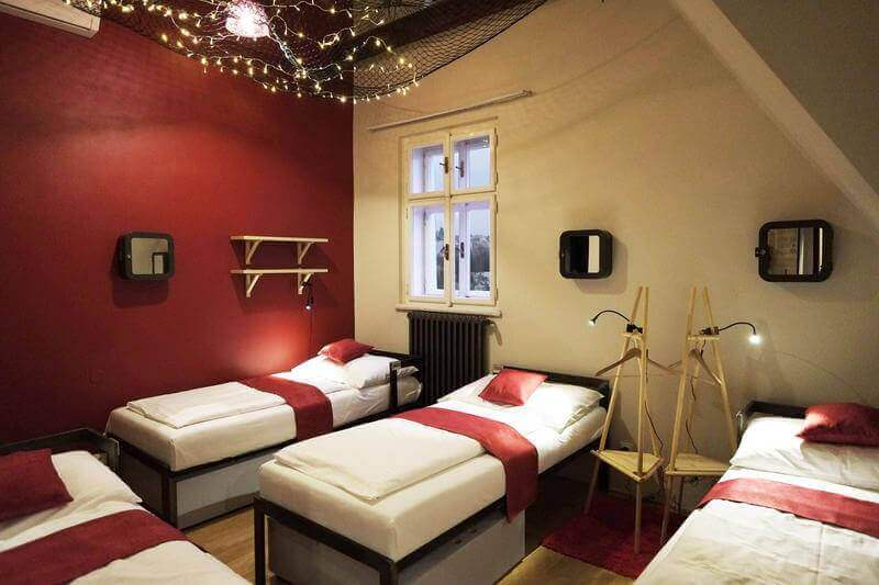 Czech Inn Prague Dorms Best Hostels in Prague