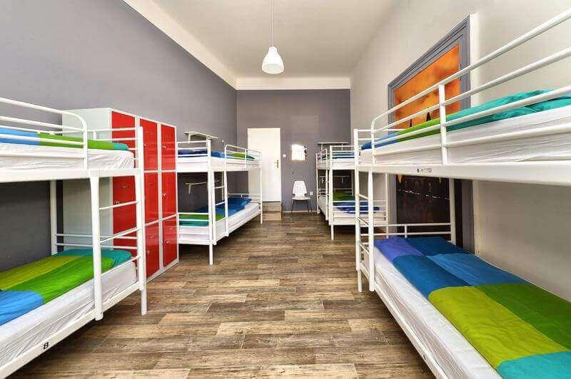 Hostel One Home Dorms Best Hostels in Prague