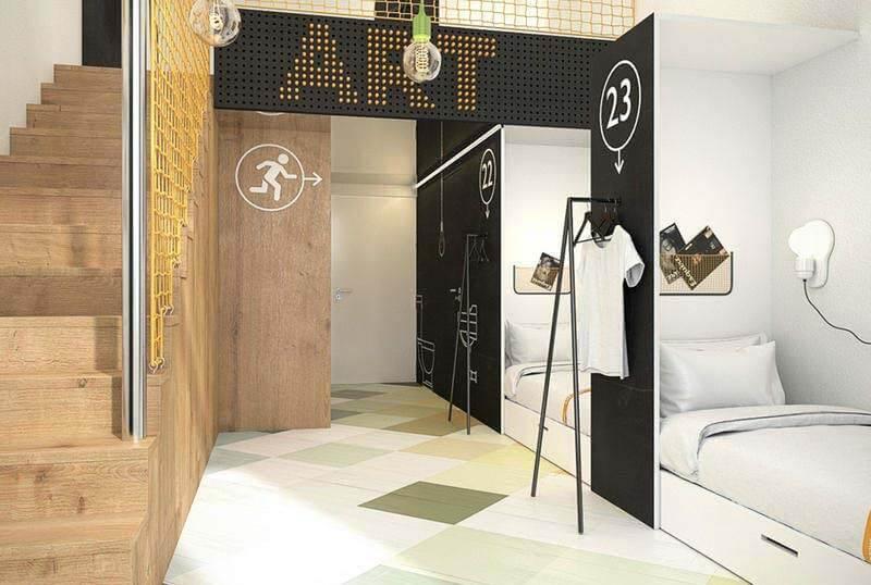 MeetMe23 Dorms Best Hostels in Prague