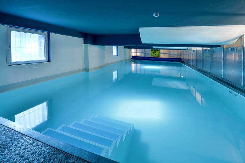 Plus Prague Pool Best Hostels in Prague