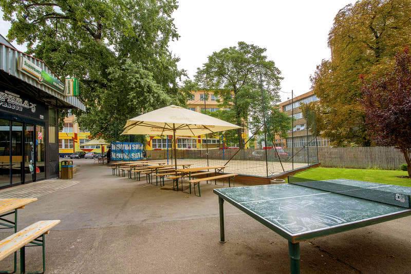 Plus Prague Terrace Best Hostels in Prague