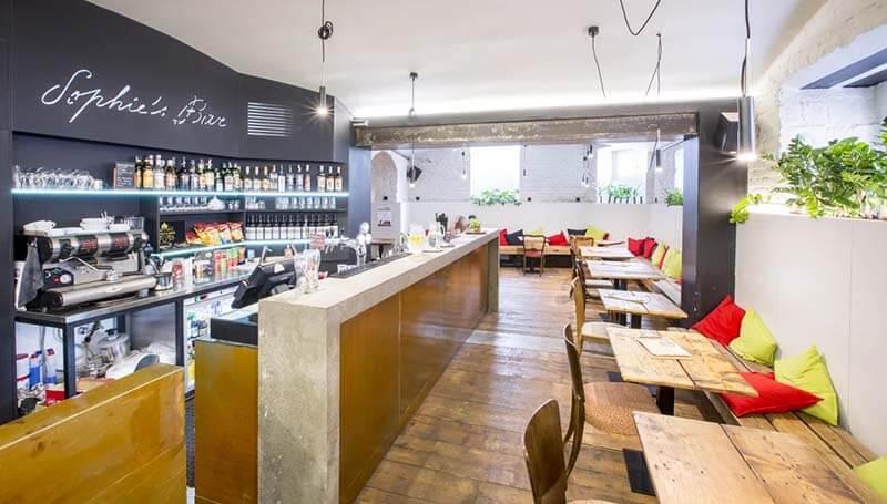 Sophies Hostel Prague Bar Best Hostels in Prague