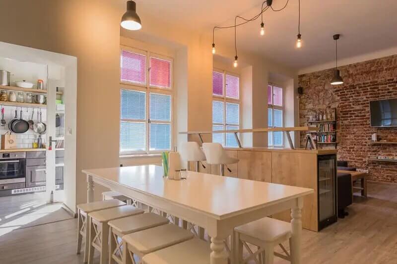 The RoadHouse Kitchen Best Hostels in Prague